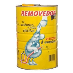 VITECSO REMOVEDOR GEL X 4 LTS