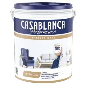 CASABLANCA LATEX ANTIBACTERIAL BLANCO X 10