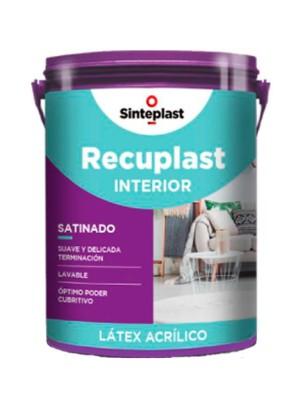 SINTEPLAST RECUPLAST INTERIOR SATINADO x 1