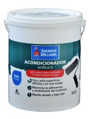 PROBASE ACONDICIONADOR ACRILICO x 4